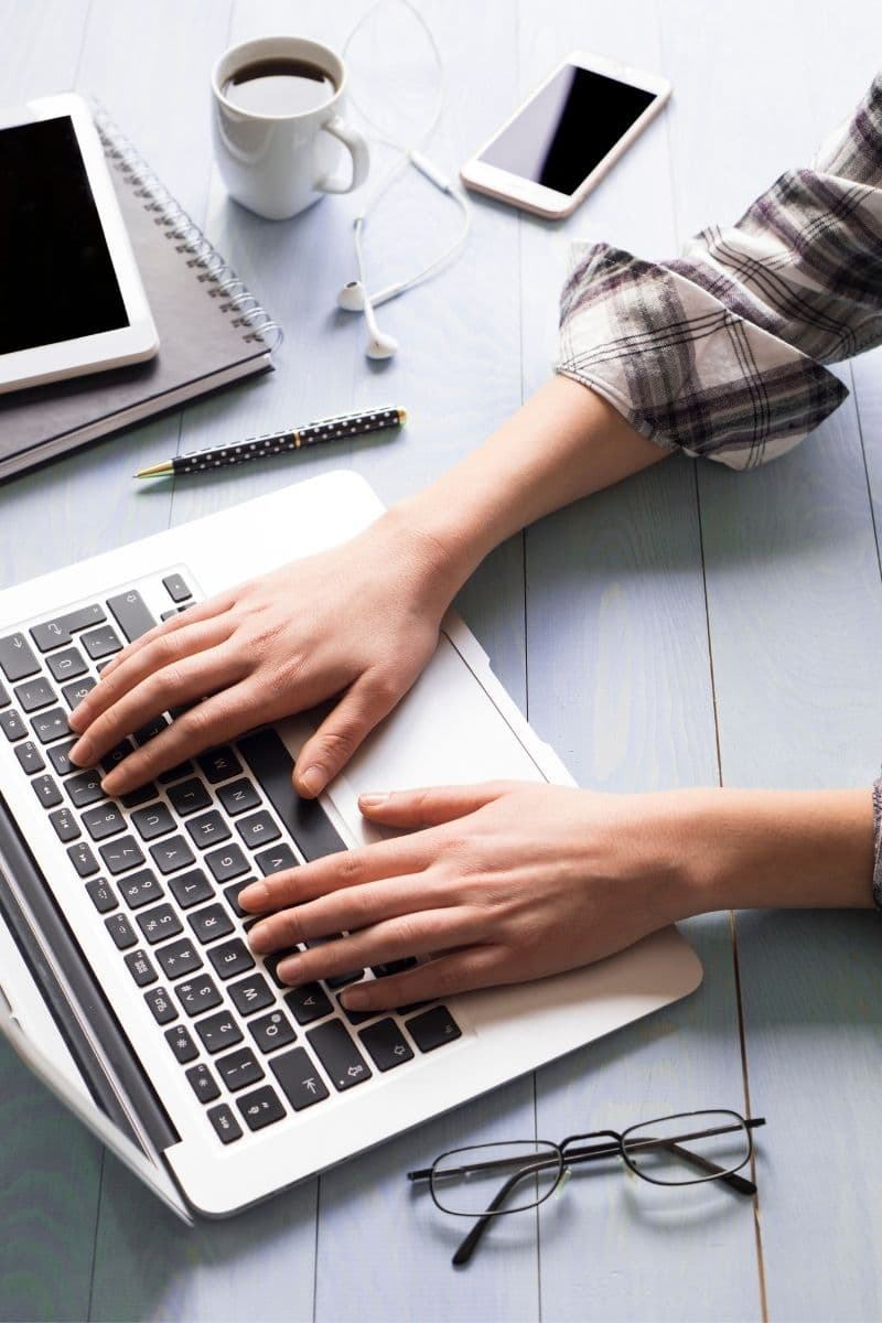 Experienced White Label Web Designer and Developer at Work